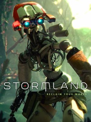 Cover for Stormland.