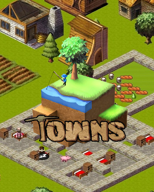 Cover for Towns.