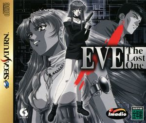 Cover for Eve: The Lost One.