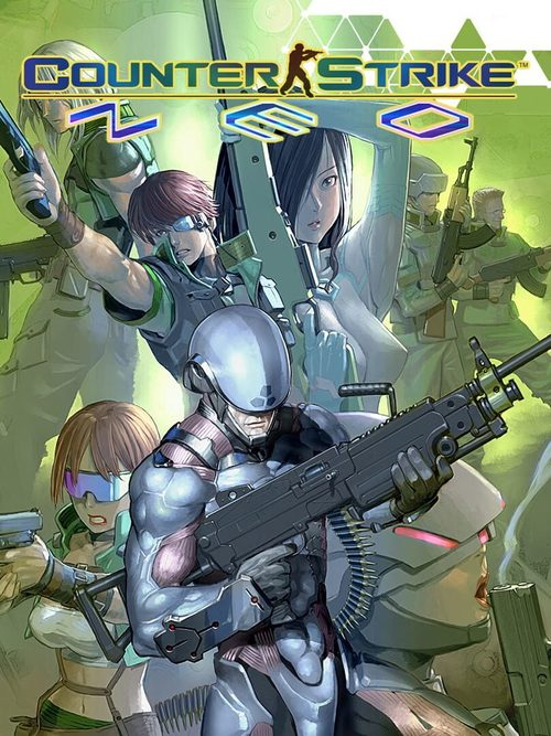 Cover for Counter-Strike Neo.