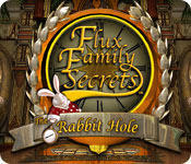 Cover for Flux Family Secrets: The Rabbit Hole.