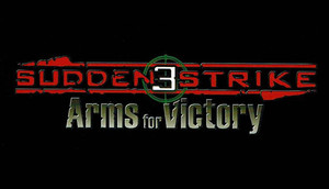 Cover for Sudden Strike 3: Arms for Victory.