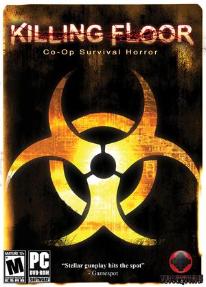 Cover for Killing Floor.