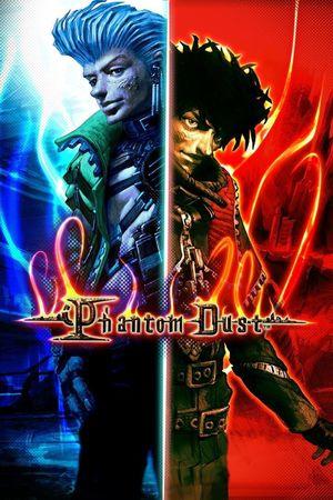 Cover for Phantom Dust.