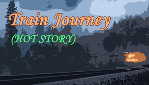 Cover for Train Journey.