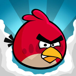 Cover for Angry Birds.
