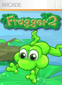 Cover for Frogger 2.