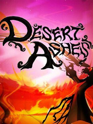 Cover for Desert Ashes.