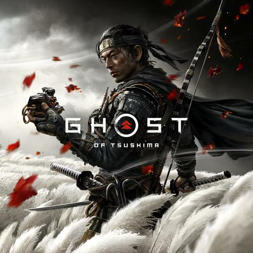 Cover for Ghost of Tsushima.