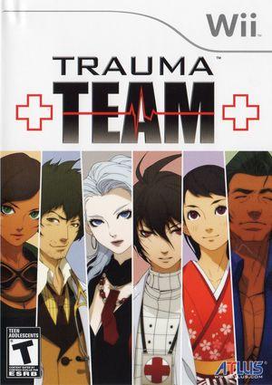 Cover for Trauma Team.