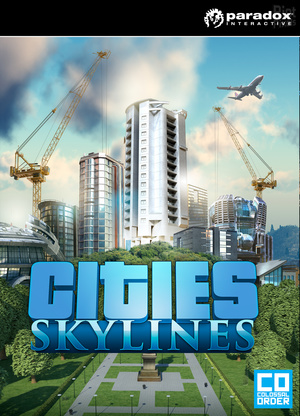 Cover for Cities: Skylines.