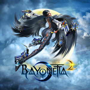 Cover for Bayonetta 2.