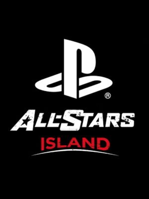 Cover for PlayStation All-Stars Island.