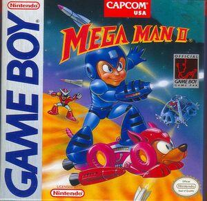 Cover for Mega Man II.