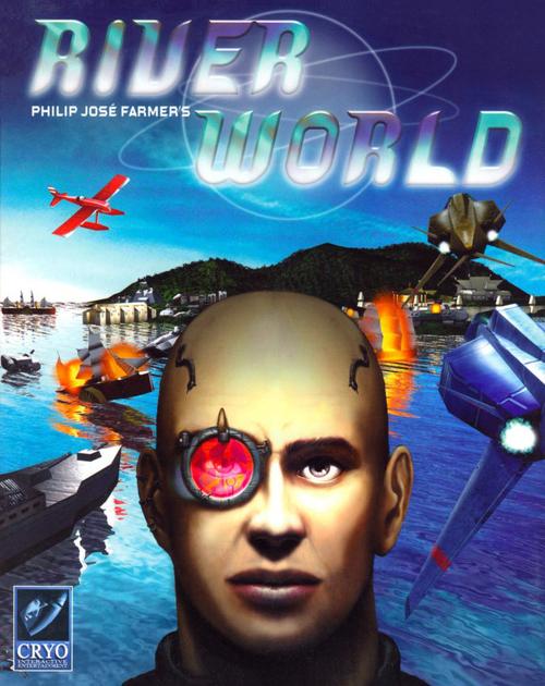 Cover for Riverworld.