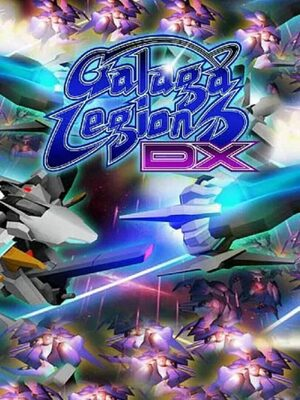Cover for Galaga Legions DX.