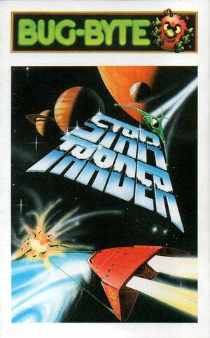 Cover for Star Trader.
