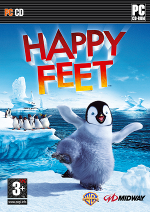 Cover for Happy Feet.