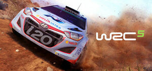 Cover for WRC 5.