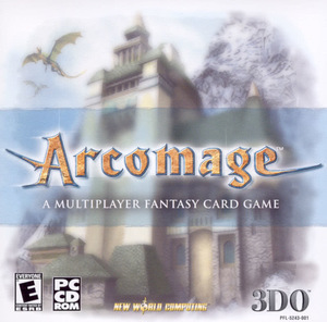 Cover for Arcomage.