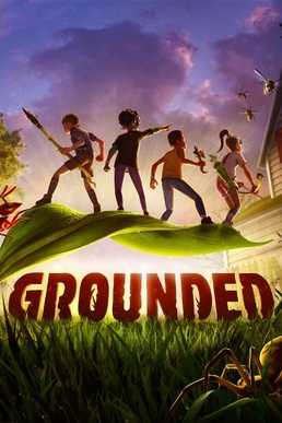 Cover for Grounded.