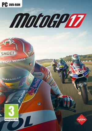 Cover for MotoGP 17.