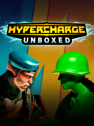 Cover for Hypercharge: Unboxed.