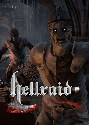 Cover for Hellraid.