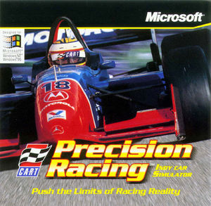 Cover for CART Precision Racing.