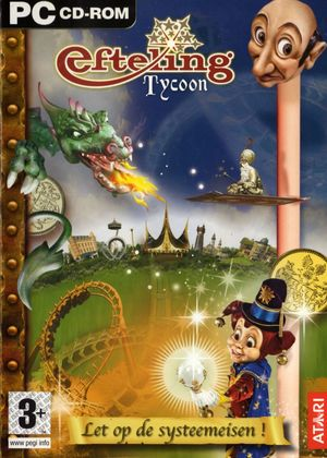 Cover for Efteling Tycoon.