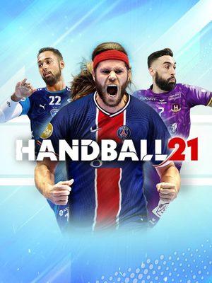 Cover for Handball 21.