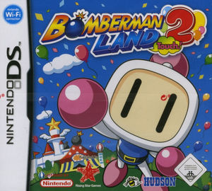 Cover for Bomberman Land Touch! 2.