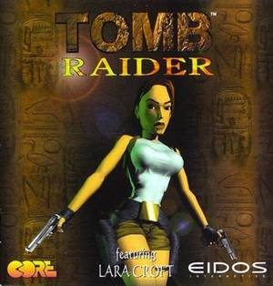 Cover for Tomb Raider.
