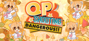Cover for QP Shooting - Dangerous!!.