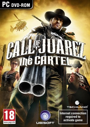 Cover for Call of Juarez: The Cartel.