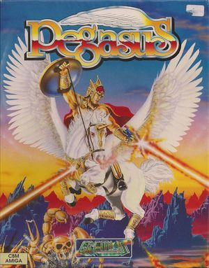 Cover for Pegasus.