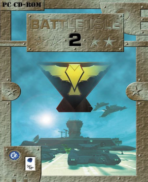 Cover for Battle Isle 2200.