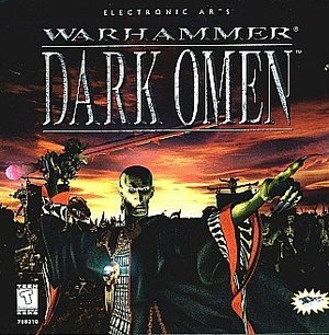 Cover for Warhammer: Dark Omen.