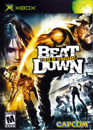 Cover for Beat Down: Fists of Vengeance.