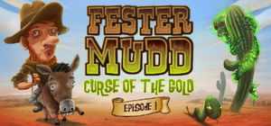 Cover for Fester Mudd: Curse of the Gold.