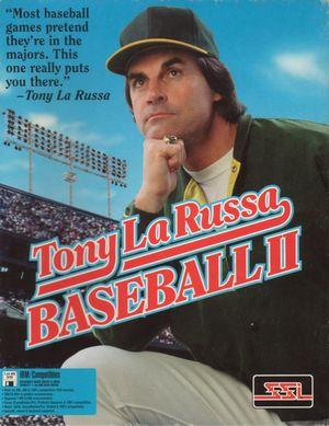 Cover for Tony La Russa Baseball II.