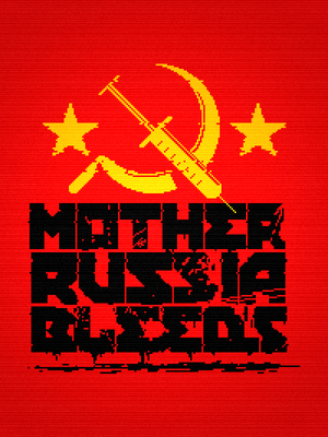 Cover for Mother Russia Bleeds.