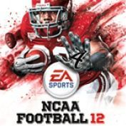 Cover for NCAA Football 12.