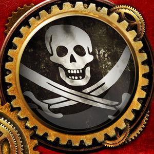 Cover for Crimson: Steam Pirates.