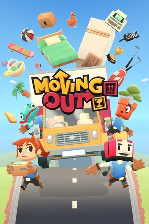 Cover for Moving Out.
