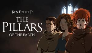 Cover for Ken Follett's The Pillars of the Earth.