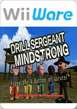 Cover for Drill Sergeant Mindstrong.