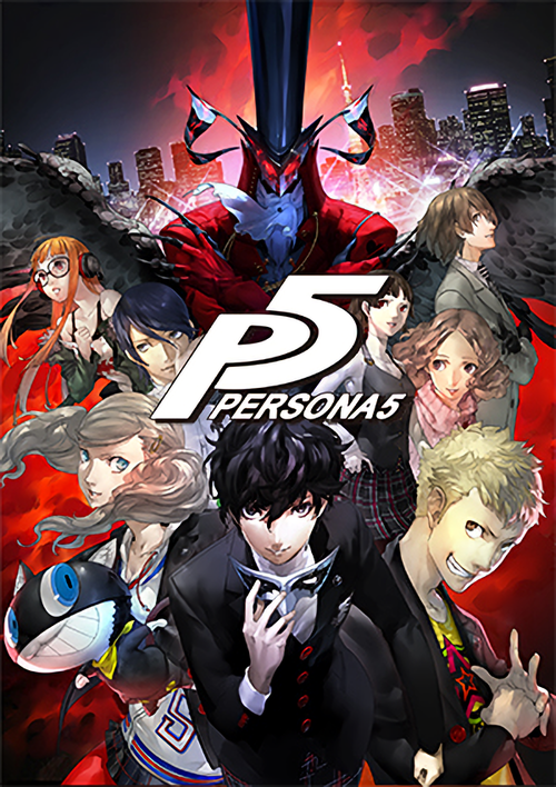 Cover for Persona 5.