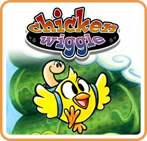 Cover for Chicken Wiggle.