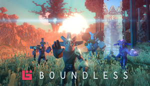 Cover for Boundless.